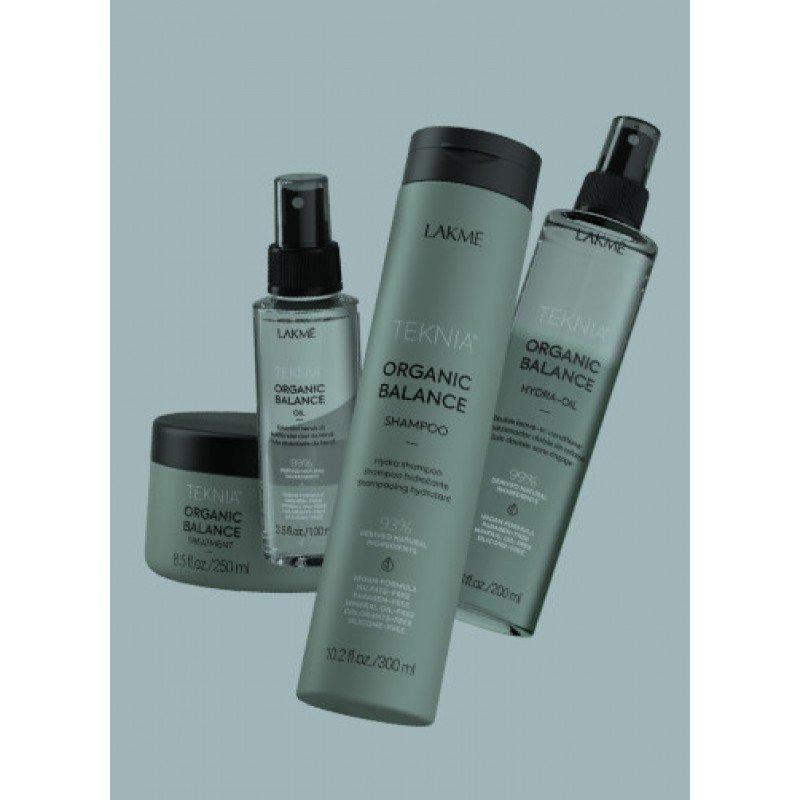Бессульфатний дисциплінуючий шампунь Lakme Teknia Frizz Control Shampoo