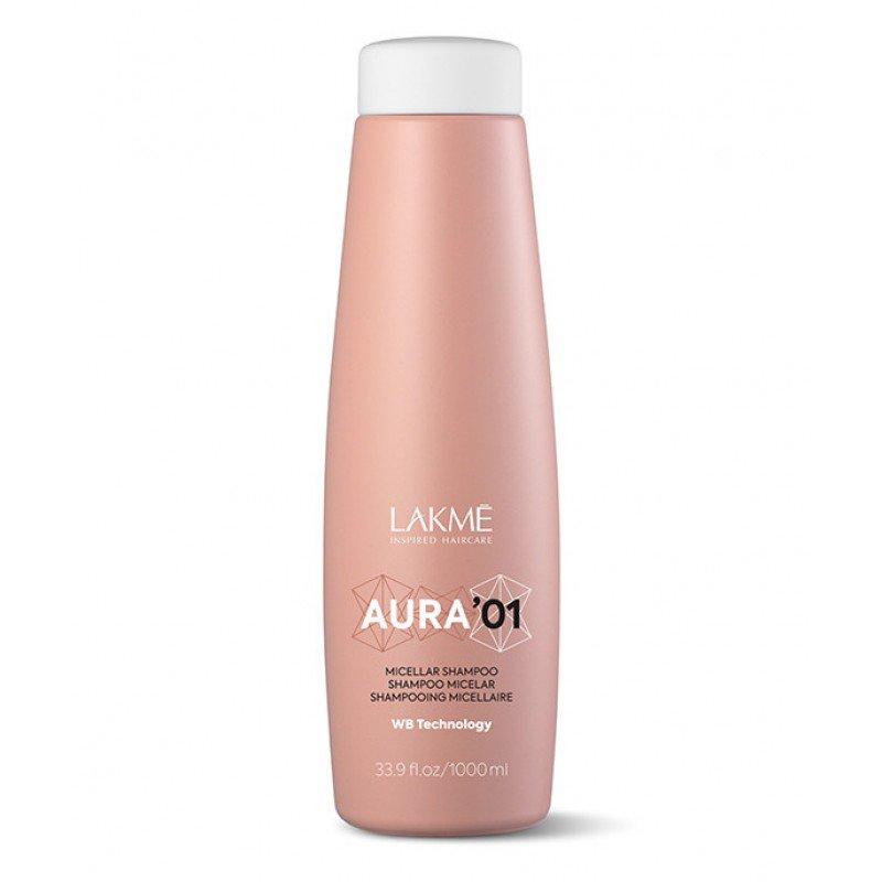 Міцелярний шампунь Lakme Aura '01 Micellar Shampoo