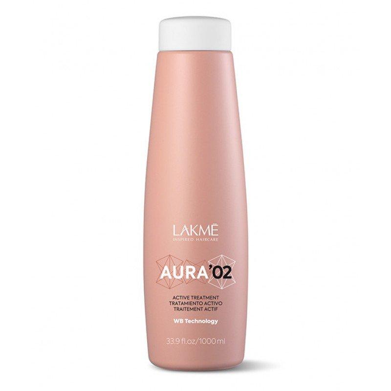 Відновлюючий засіб для волосся Lakme Aura '02 Active Treatment