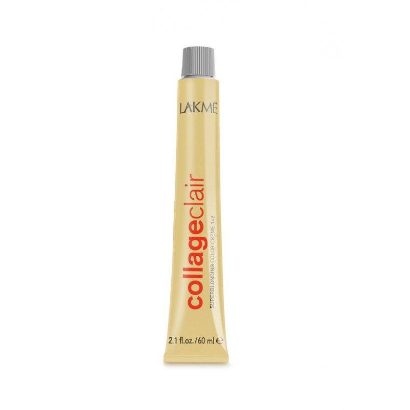 Суперосветляющая крем-фарба для волосся Lakme Collage Clair Superblonding Creme 1 + 2