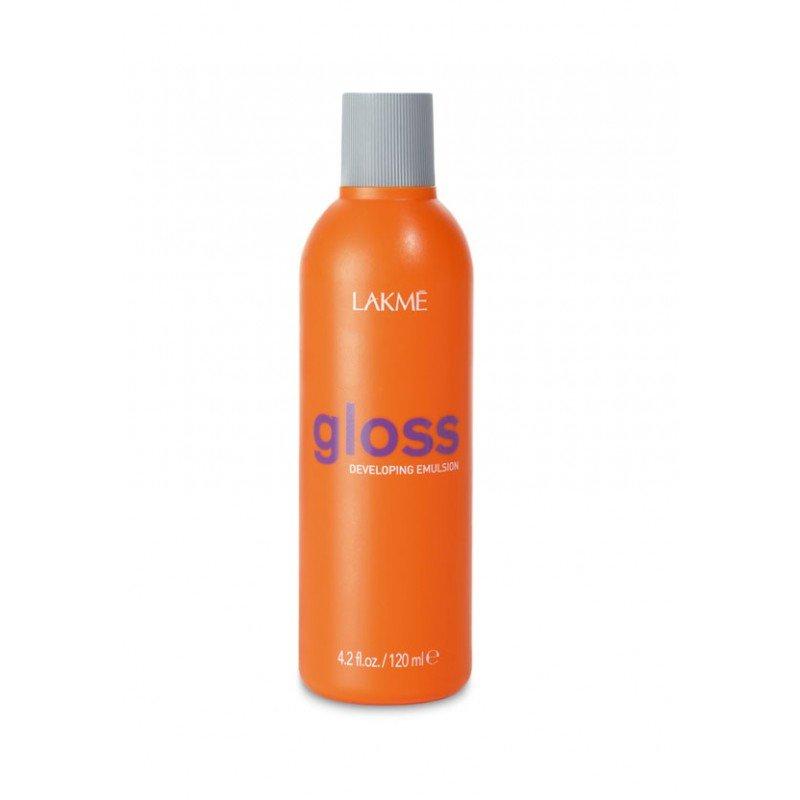 Окислювальна емульсія Lakme Gloss Developing Emulsion 2,7% 120 мл