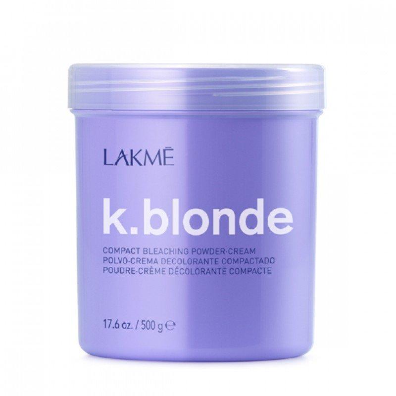 Освітлююча крем-пудра Lakme K.Blonde Compact Bleaching Powder Cream 500 гр