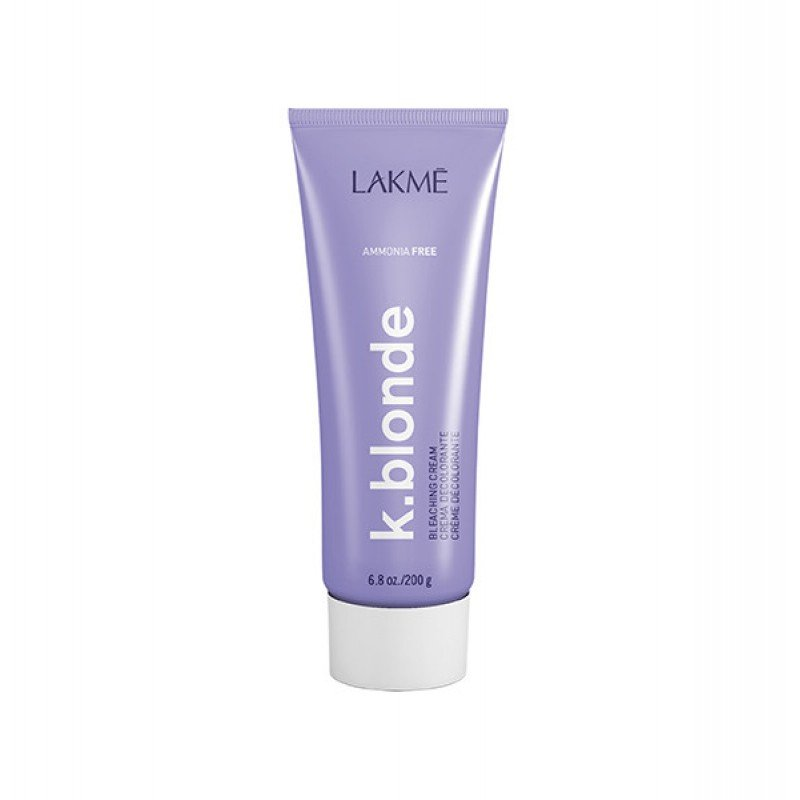 Освітлюючий крем для волосся без аміаку Lakme K.Blonde Bleaching Cream 200 г