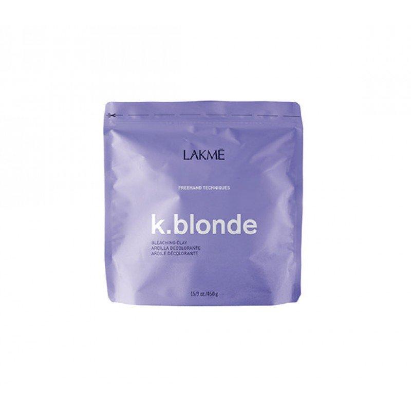 Освітлююча глина Lakme K.Blonde Bleaching Clay 450 г