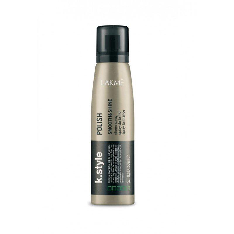 Спрей-блиск для волосся Lakme K.Style Smooth&Shine Polish Sheen Spray