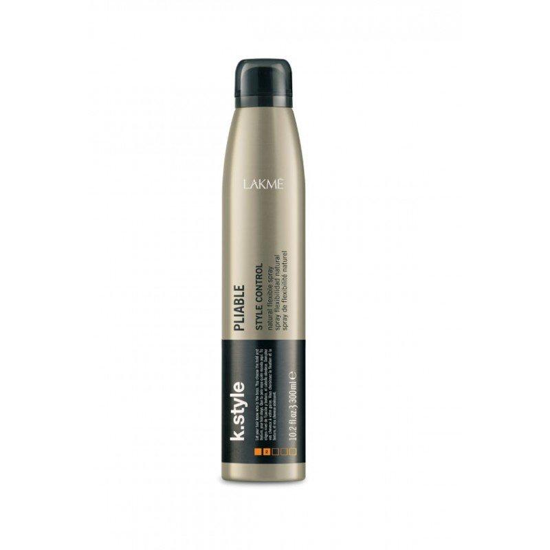 Лак для волосся натуральної фіксації Lakme K.style Pliable Natural Hold Spray