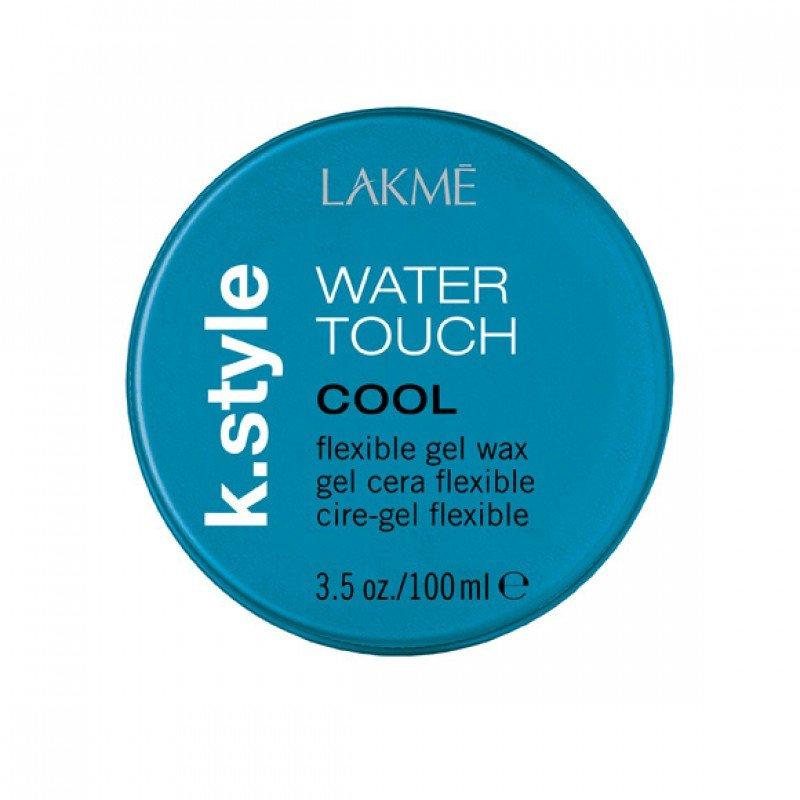 Гель-віск для гнучкої фіксації Lakme K.Style Water-touch Flexible Gel Wax
