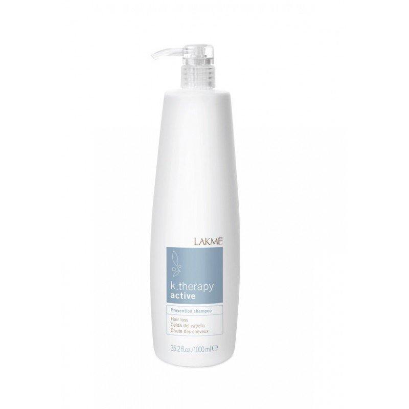 Шампунь від випадіння волосся Lakme K.Therapy Active Prevention Shampoo 1000 мл
