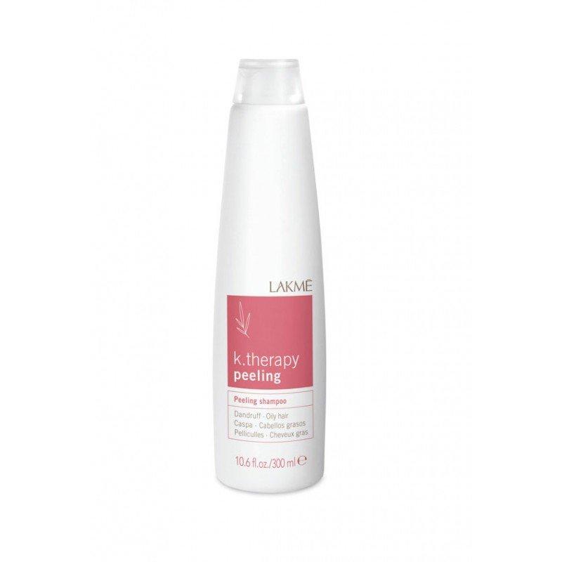 Шампунь проти лупи для жирного волосся Lakme K.Therapy Peeling Oily Hair Shampoo