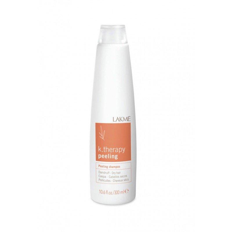 Шампунь проти лупи для сухого волосся Lakme K.Therapy Peeling Dandruff Dry Hair Shampoo