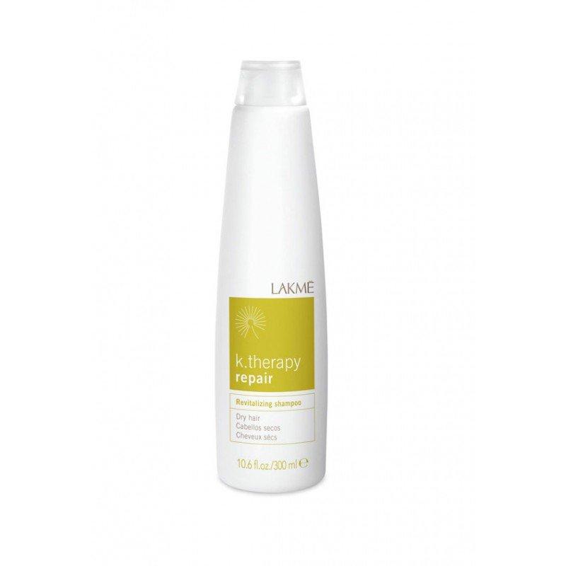 Шампунь для сухого та пошкодженого волосся Lakme K.Therapy Repair Revitalizing Dry Hair Shampoo
