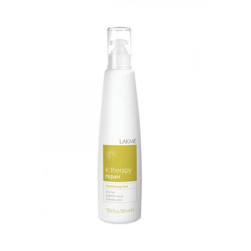 Кондиціонер-флюїд відновлювальний для сухого волосся Lakme K.Therapy Repair Conditioning Dry Hair Fluid