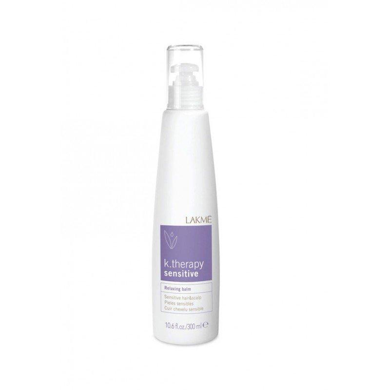 Шампунь заспокійливий для чутливої шкіри голови Lakme K.Therapy Sensitive Relaxing Hair and Scalp Shampoo