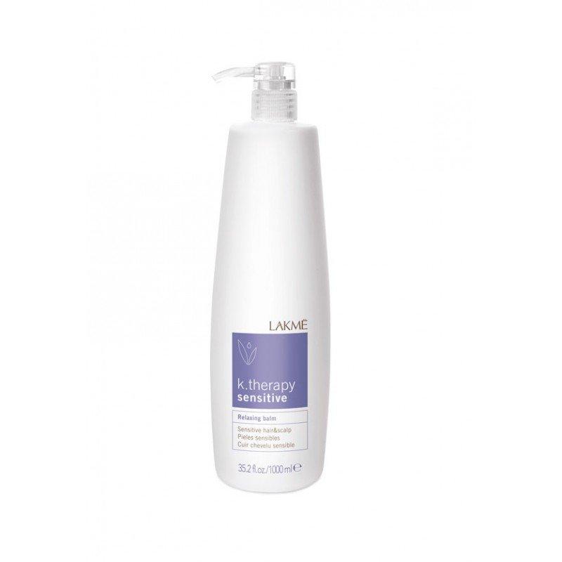 Шампунь заспокійливий для чутливої шкіри голови Lakme K.Therapy Sensitive Relaxing Hair and Scalp Shampoo 1000 мл