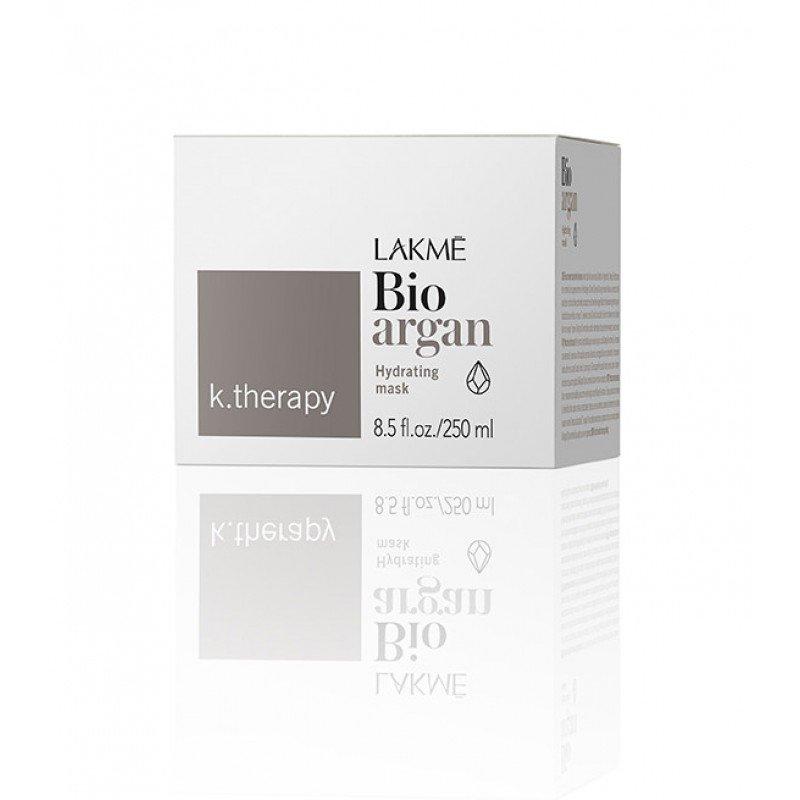 Маска зволожувальна з аргановою олією Lakme K.Therapy Bio-Argan Hydrating Mask