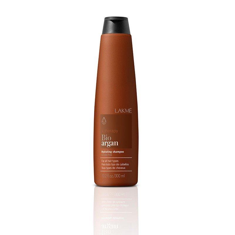 Шампунь зволожувальний аргановий Lakme K.Therapy Bio-Argan Hydrating Shampoo