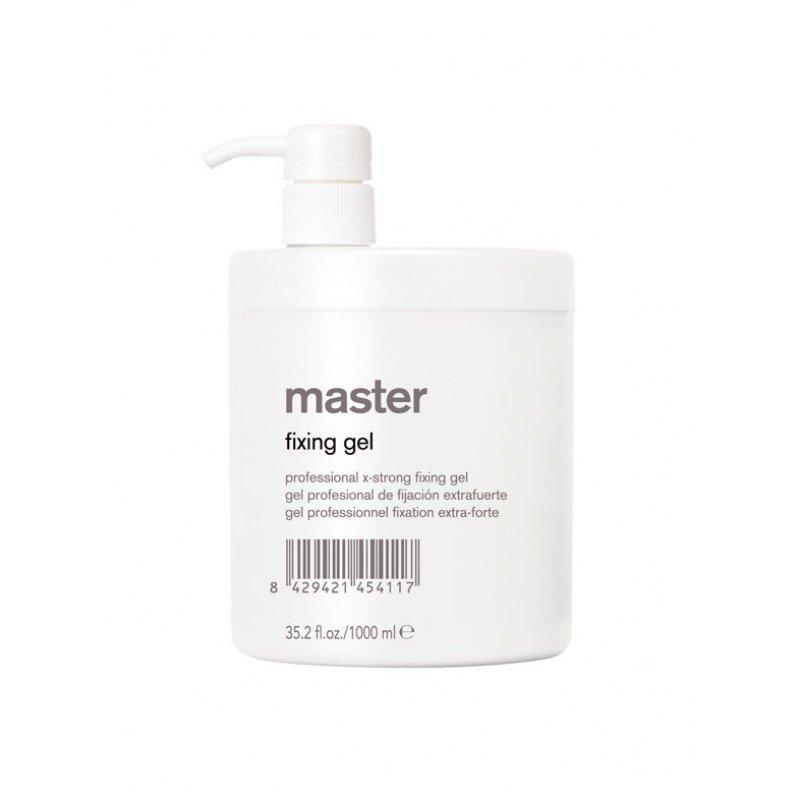 Гель для волос экстрасильной фиксации Lakme Master Fixing Gel 1000 мл