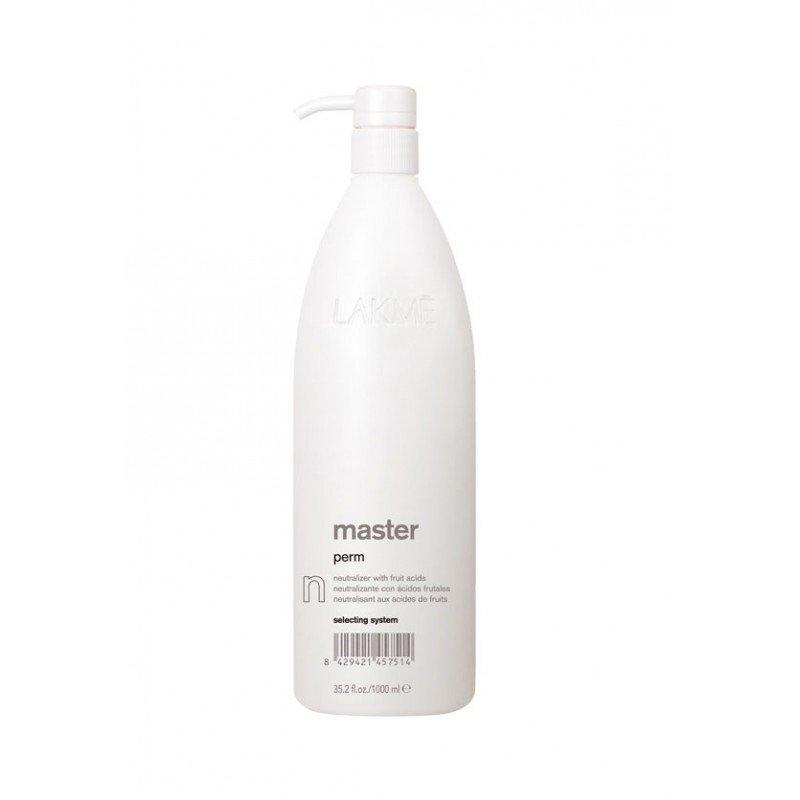 Нейтралізатор лосьйону для хімічної завивки волосся Lakme Master Perm Neutralizer