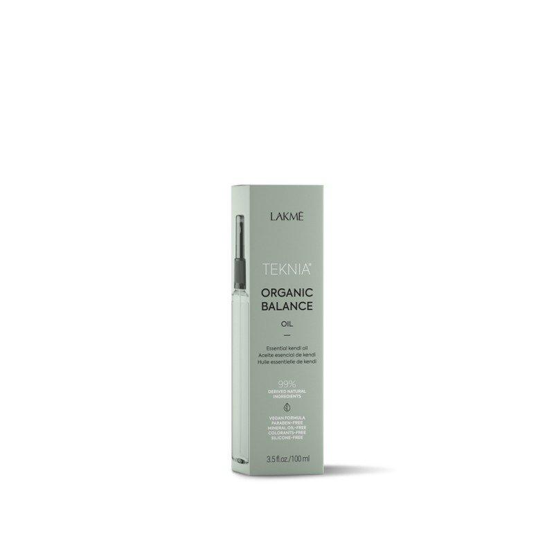 Гідромасло для догляду за волоссям Lakme Teknia Organic Balance Hydra-Oil