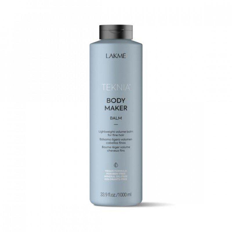 Бальзам для обсягу волосся Lakme Teknia Body Maker Balm 1000 мл