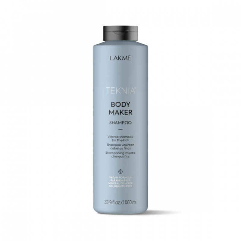 Шампунь для об'єму волосся Lakme Teknia Body Maker Shampoo 1000 мл