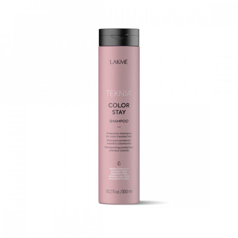Шампунь для фарбованого волосся Lakme Teknia Color Stay Shampoo