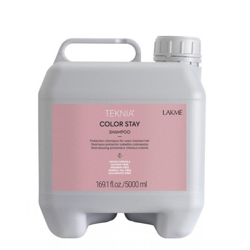 Шампунь для фарбованого волосся Lakme Teknia Color Stay Shampoo 5000 мл