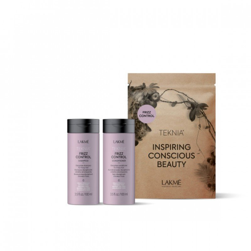 Дорожній набір Lakme Teknia Frizz Control Travel Pack