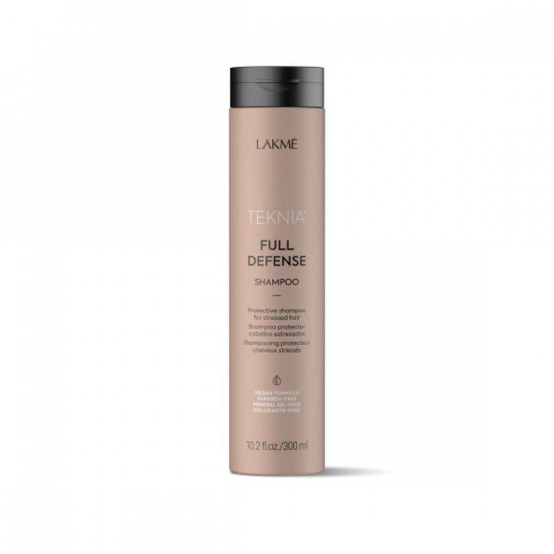 Шампунь для комплексного захисту волосся Lakme Teknia Full Defense Shampoo