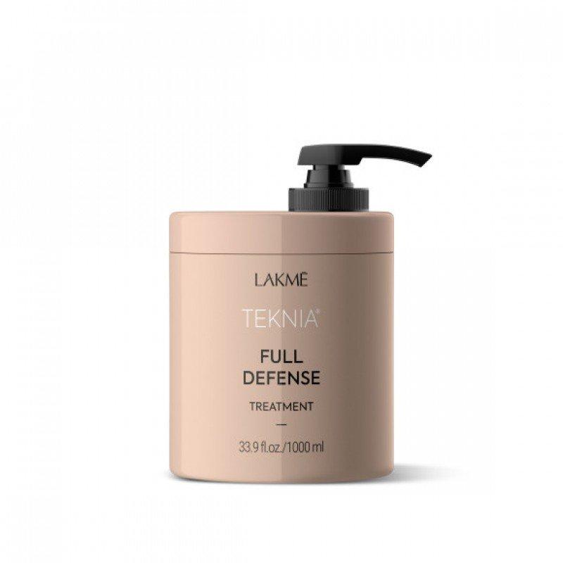 Маска для комплексного захисту волосся Lakme Teknia Full Defense Treatment 1000 мл