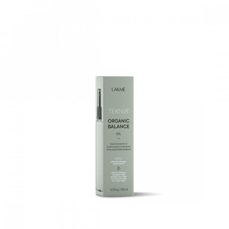 Ефірна олія Кенді для харчування і пом'якшення волосся Lakme Teknia Organic Balance Oil