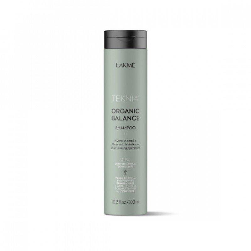 Шампунь для волосся щоденного використання Lakme Teknia Organic Balance Shampoo