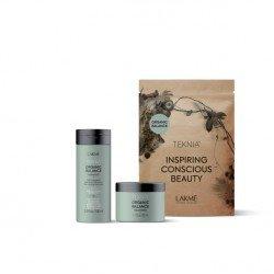 Набір для волосся Lakme Teknia Organic Balance Travel Pack