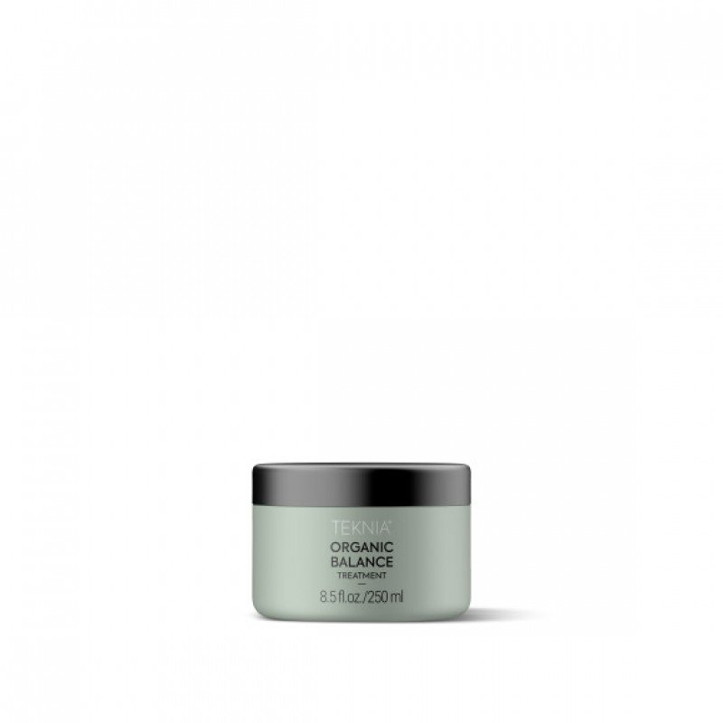 Інтенсивна зволожуюча маска для всіх типів волосся Lakme Teknia Organic Balance Treatment
