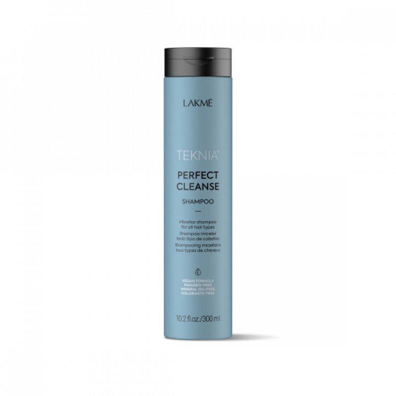 Міцелярний шампунь для глибокого очищення волосся Lakme Teknia Perfect Cleanse Shampoo